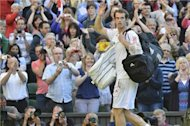 Murray reaches Wimbledon final