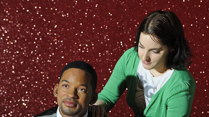 Will Smith Figurine Unveiled At Madame Tussauds