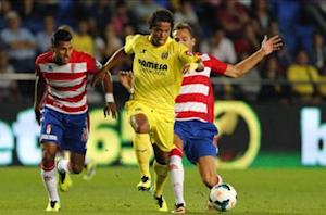 Giovani Dos Santos scores for Villarreal in win over Granada