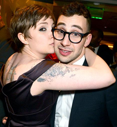 "Lena Dunham Proud to Call Jack Antonoff Her Boyfriend: ""He's My Best Advertisement"""