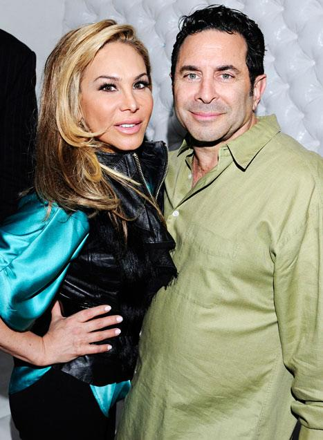 Adrienne Maloof Gets Restraining Order Against Paul Nassif