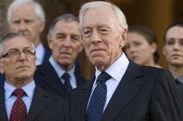 Max von Sydow in New Line Cinema's Rush Hour 3