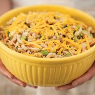 3 Tricks for Healthier Macaroni Salad