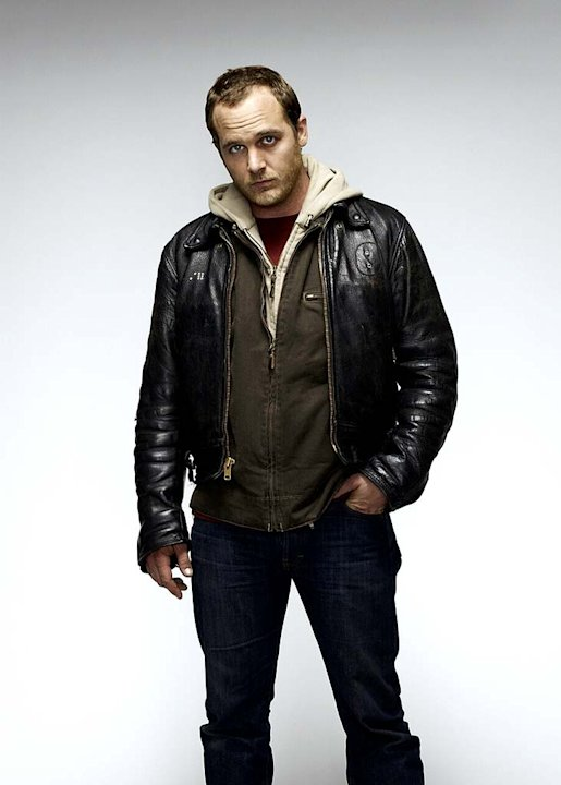 Ethan Embry stars as Declan Giggs in Brotherhood. 