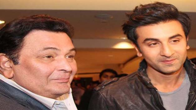 Son Ranbir 3 and father Rishi 7 films in 2013