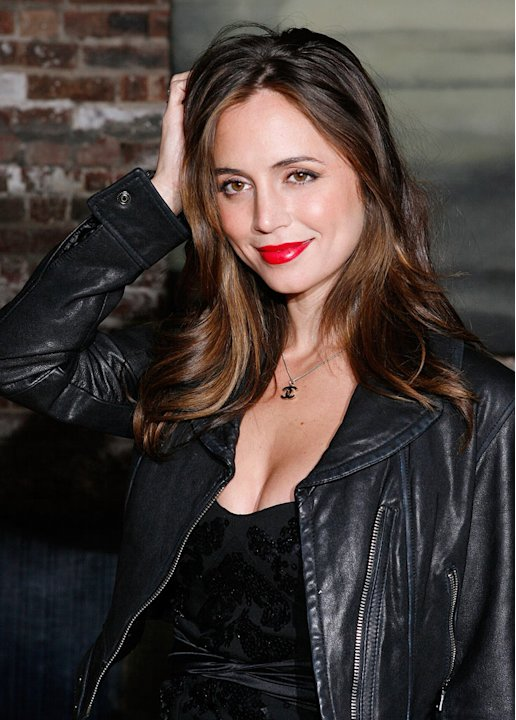 "Eliza Dushku attends the premiere of ""We Live in Public"" at Amalia on April 5, 2009 in New York City."