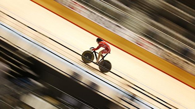 Matt Crampton Track Cycling
