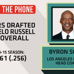 Gottlieb: Byron Scott on drafting D'Angelo Russell