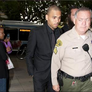 Singer Chris Brown Ordered By Los Angeles Judge Into 90 Days Of Rehab