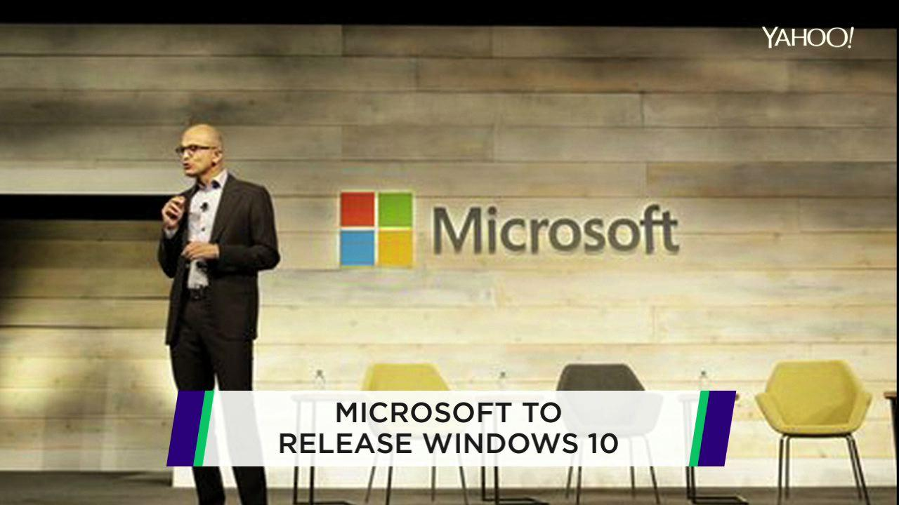 Microsoft's Windows 10 launch: a boost for sales?