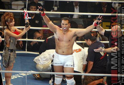 """Ray Sefo on Dave Huckaba at WSOF 4: """"I'm There to Knock Him Out"""""""