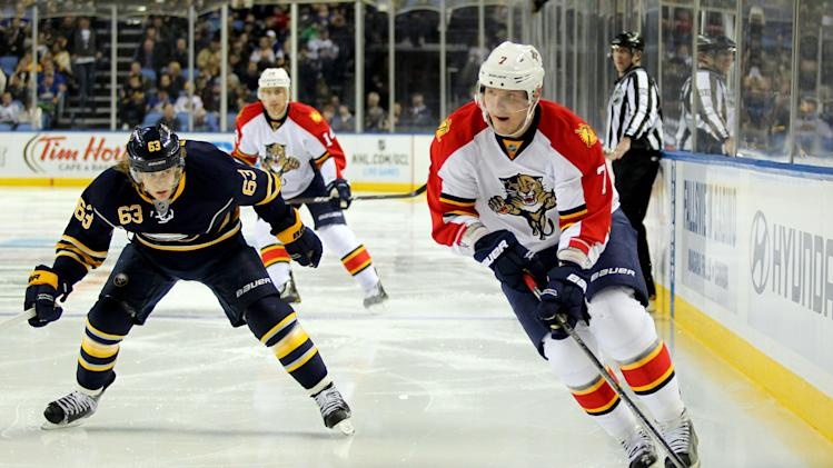 NHL: Florida Panthers at Buffalo Sabres
