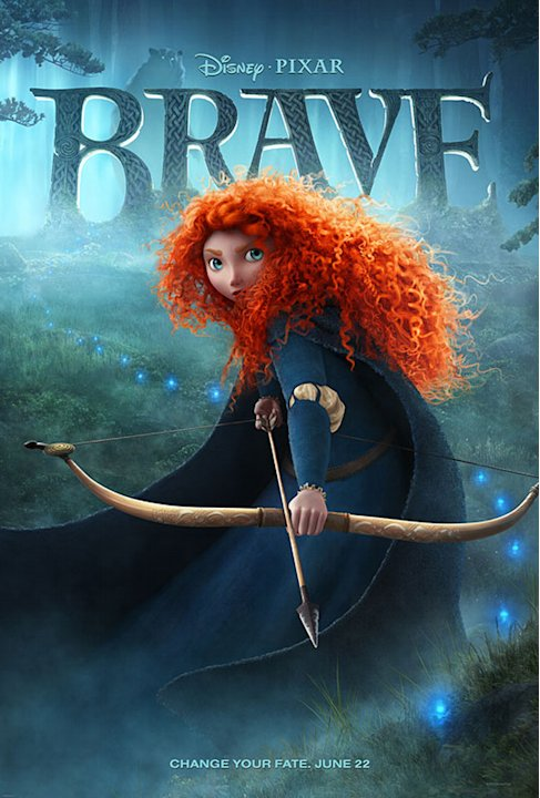 Brave Movie Stills