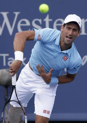 Past US Open champs Djokovic, Federer seeded 1-2