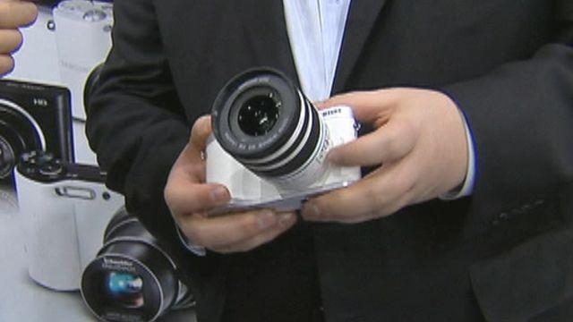Samsung's new 'Smart Camera'