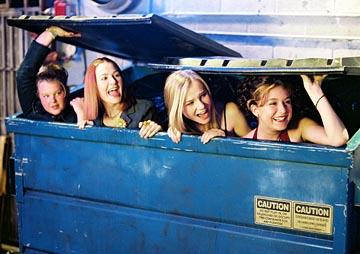 Scout Taylor-Compton , Alexa Vega , Mika Boorem and Kallie Flynn Childress in MGM's Sleepover