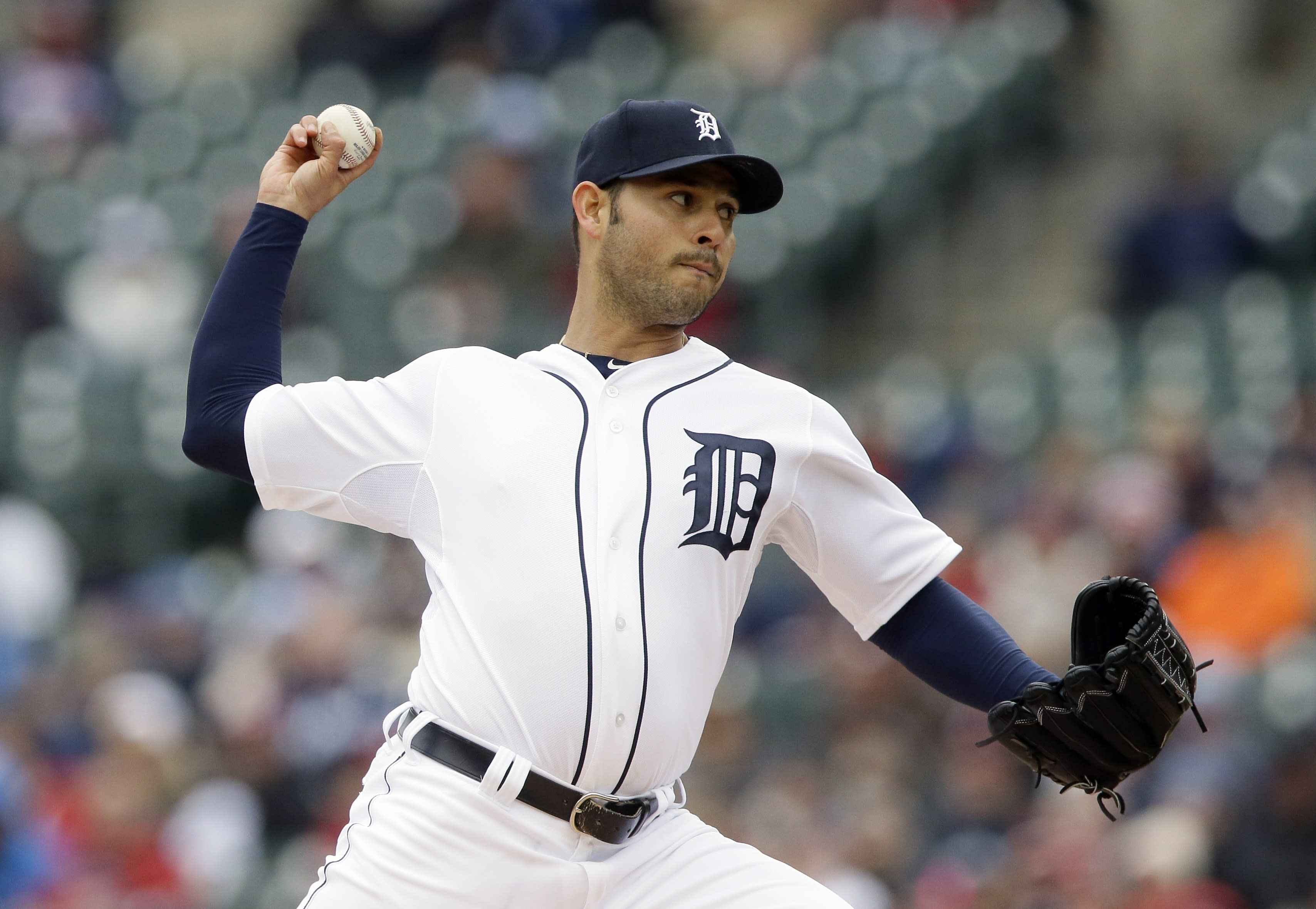 Good pitching, not enough hitting in Tigers' 2-1 loss
