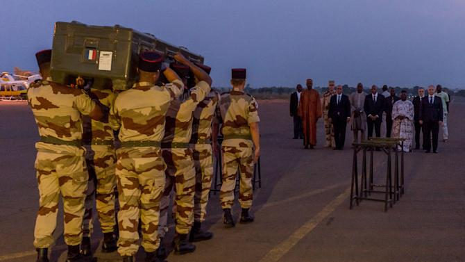 Mali official: Group arrested in journalist deaths