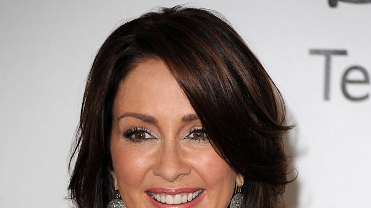 """The Middle's"" Patricia Heaton arrives at the Disney/ABC Television 2010 TCA Summer Press Tour on August 1, 2010 in Beverly Hills, California."