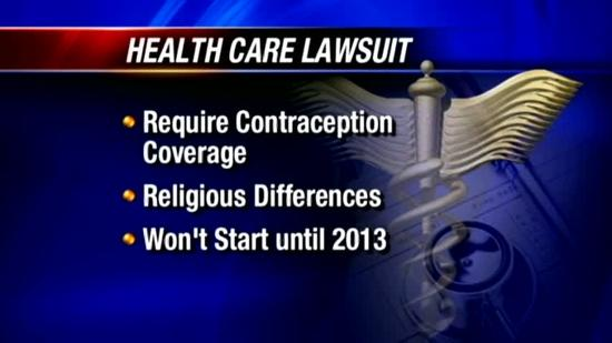 Oklahoma challenges part of health care law