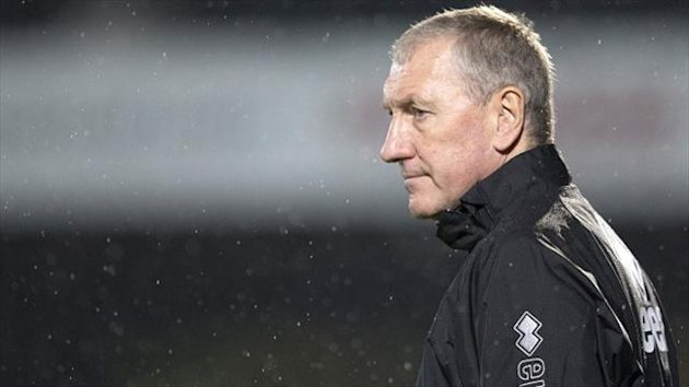 Terry Butcher is closing in on the Hibernian job