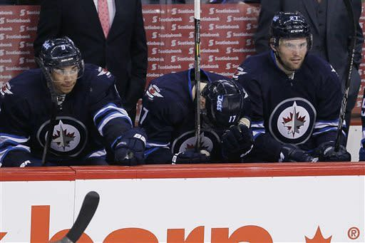 Jets eliminated, then fall to Canadiens 4-2