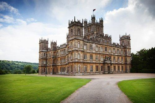 Hotels: You Can Now Sleep at the Real-Life Downtown Abbey Estate