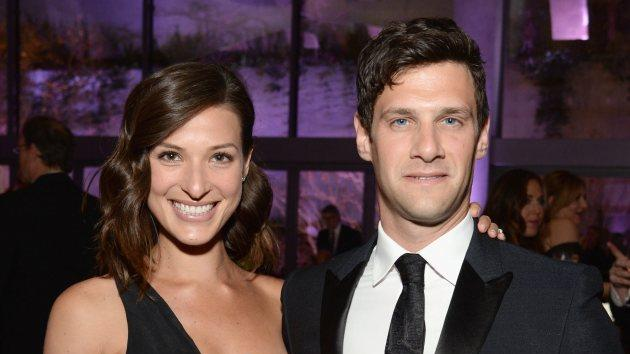 Lia Smith and Justin Bartha attend The Art of Elysium's 7th Annual HEAVEN Gala presented by Mercedes-Benz at Skirball Cultural Center on January 11, 2014 in Los Angeles -- Getty Images