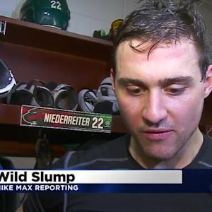 Wild Host Washington, Desperate To Get Out Of Losing Skid