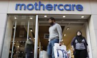 Ailing Retailer Mothercare Reports £103m Loss