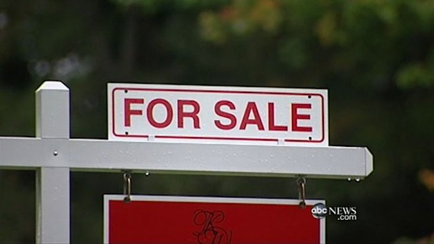 Foreclosures take sudden nosedive as bidding wars break out among home buyers.