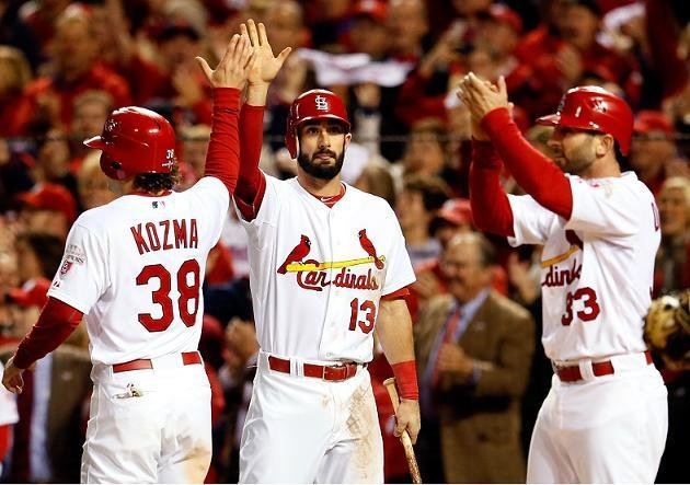 NLCS Game 4: Cardinals one win from World Series return after 8-3 dismantling of Giants