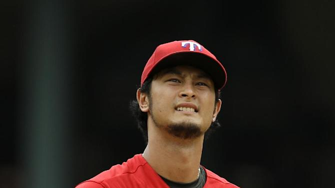 Darvish dazzles in Rangers 5-0 win over Twins