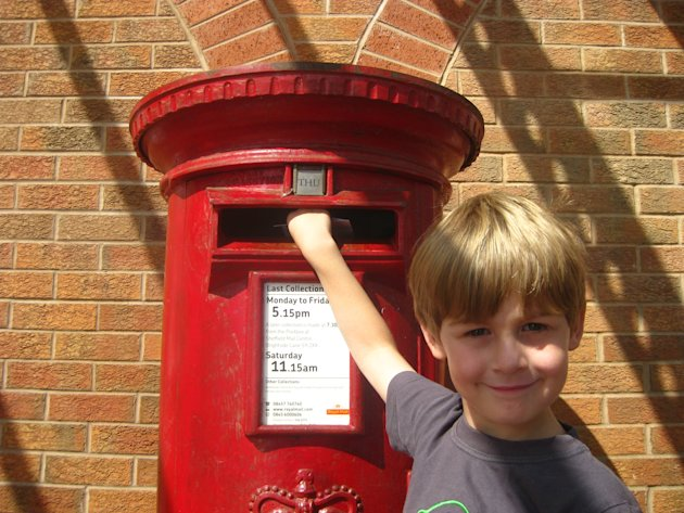 Boy, 5, Writes Handwritten Letters to Every Country in the World