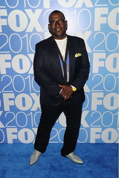 "Randy Jackson (""American Idol"") attends the 2010 Fox Upfront after party at Wollman Rink, Central Park on May 17, 2010 in New York City."