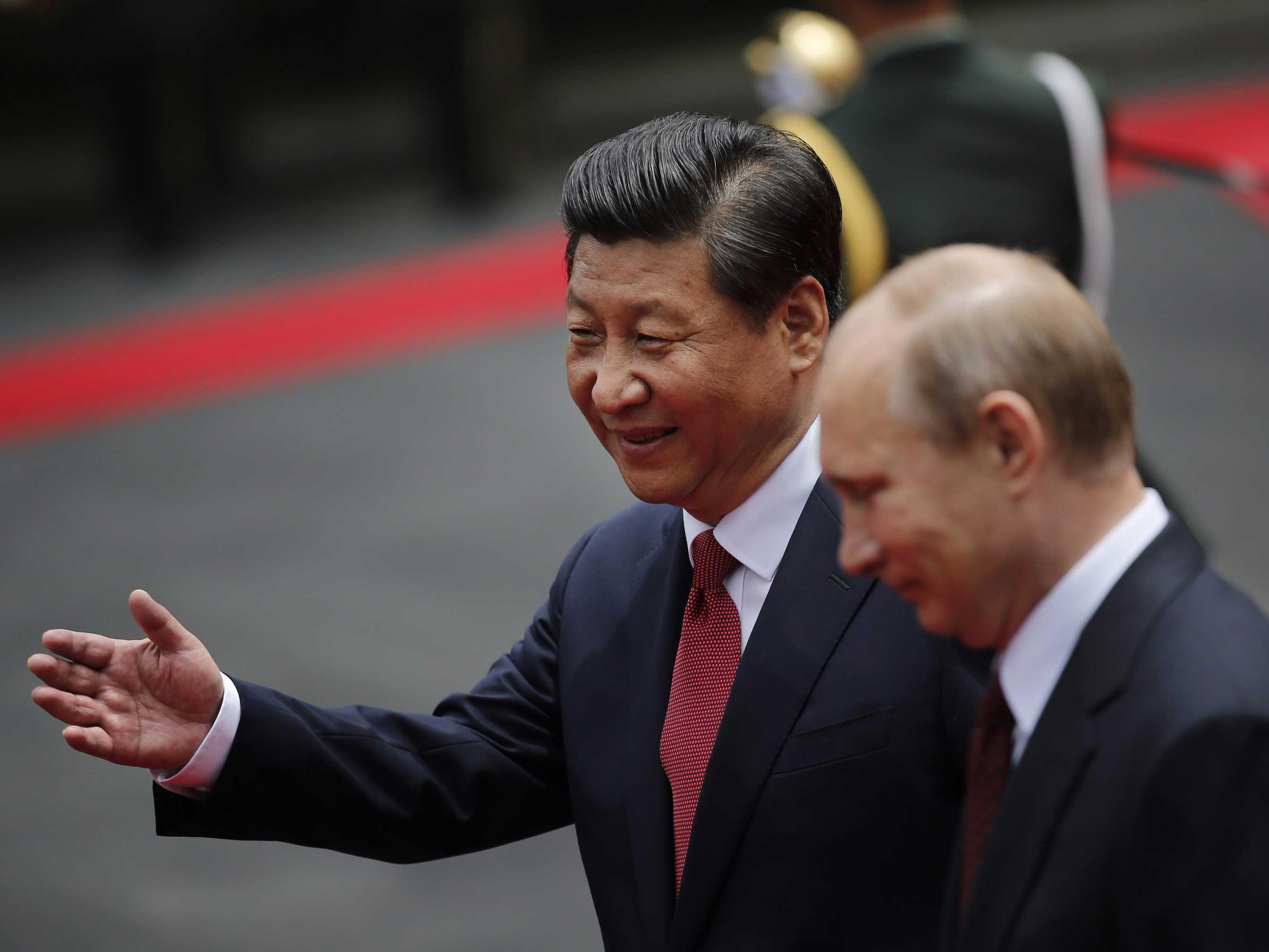 Chinese President Xi Jinping sounds a lot like Putin in his New Yorker profile
