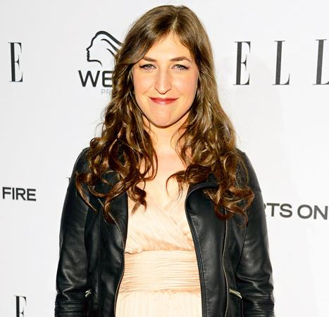 Mayim Bialik: People Pick Fights With Me Over Attachment Parenting