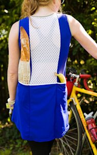 cyclodelic cycling dress