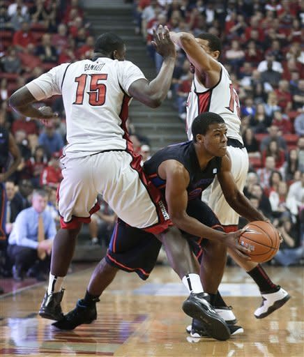 UNLV rallies for 68-64 victory over Boise State