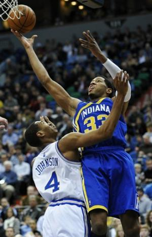Granger's 36 leads Pacers past Wolves, 109-99