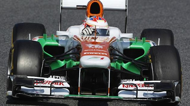 Force India's Paul di Resta (Reuters)