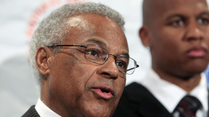 NBA union head Hunter placed on indefinite leave