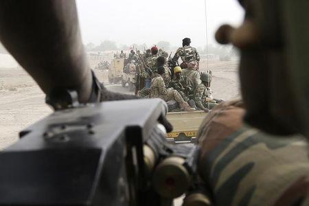 Boko Haram militants kill 11 Chad troops: military source