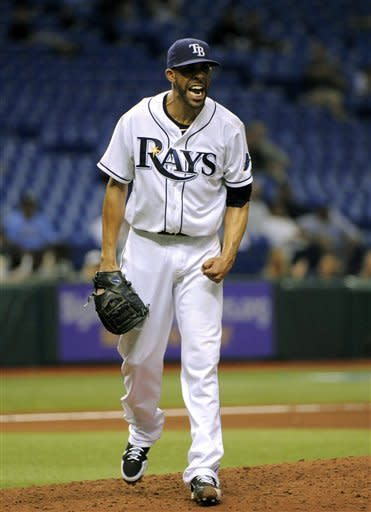 Royals beats Rays 1-0 in 10 innings