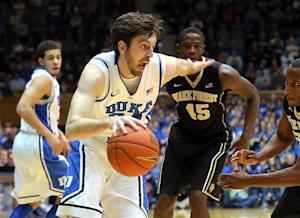 Kelly again leads No. 1 Duke to 80-62 rout of Wake