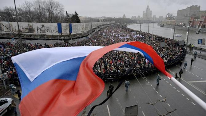 Russia opposition demo