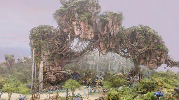 Disney 'Pushing Boundaries' with 'Avatar' Land at Animal Kingdom Theme Park