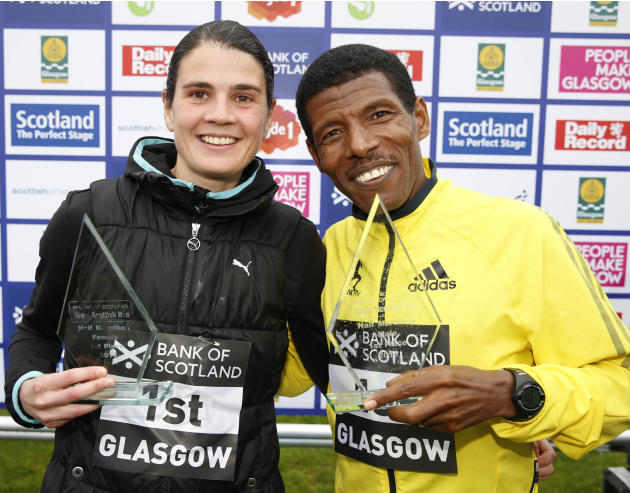 Athletics - 2013 Bank of Scotland Great Scottish Run - Glagsow