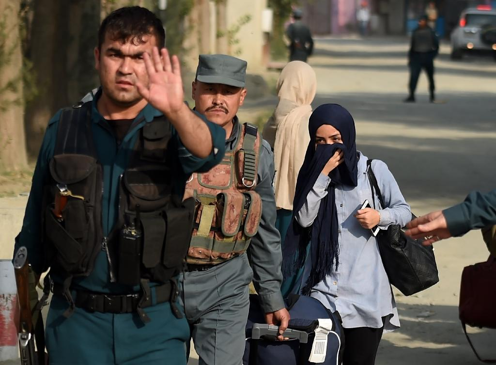 Hours-long attack on Kabul American university kills 16