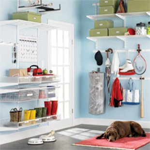 Organized on Arrival: 10 Entryway Storage Ideas | At Home - Yahoo ...